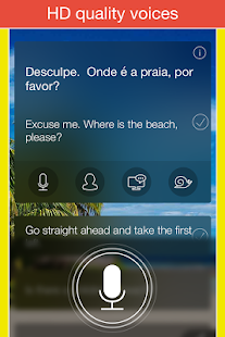 Learn Brazilian Portuguese - screenshot