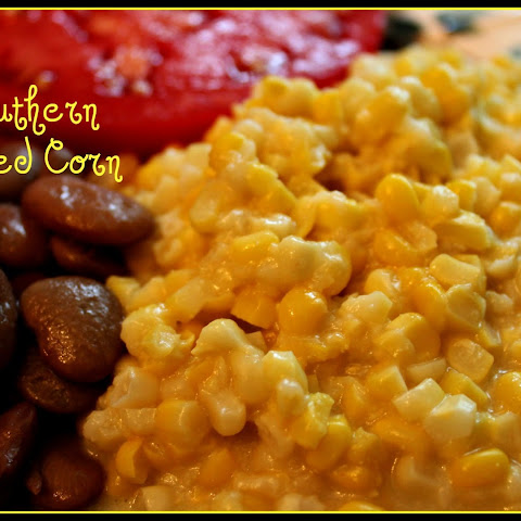 Old Fashioned Fried Cream Corn