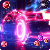 Download Neon Racing Car APK for Android Kitkat