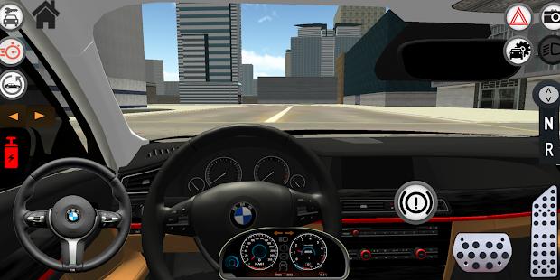 Real Car Simulator Game APK for Bluestacks
