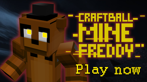 Craftball mine Freddy skins - screenshot