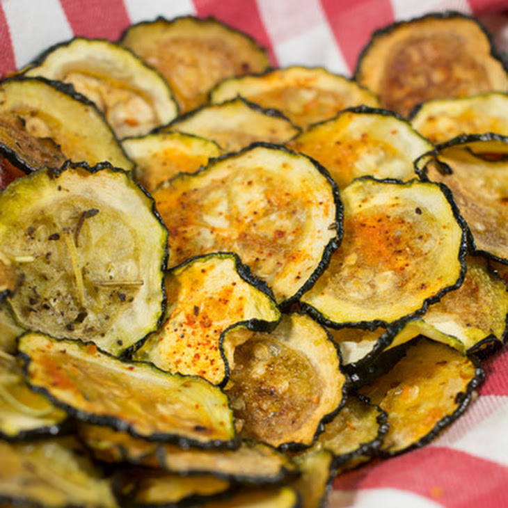 Baked Zucchini Chips Recipes — Dishmaps