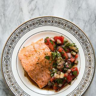 Salmon Provencal Recipes
