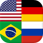 Flags of All Countries of the World: Guess-Quiz APK
