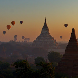 Beauty of Myanmar  by Aung Kyaw Soe - Landscapes Travel (  )