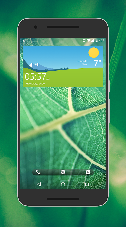 X-Weather Zooper Screenshot 3