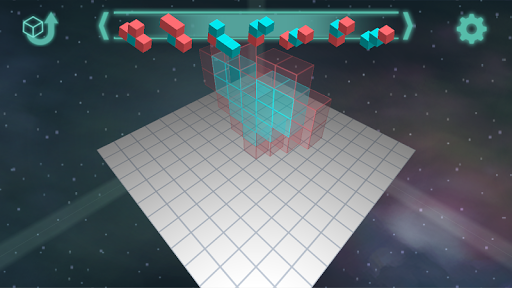 Cube Space - screenshot