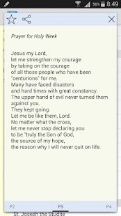 Lent Prayers - screenshot