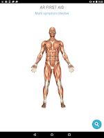 Screenshot of First Aid & Symptom Checker