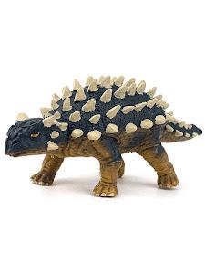 "Игрушка-фигурка серии ""Город Игр"", динозавр анкилозавр, biological"
