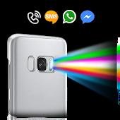 Color Flash Light Alert Call second APK for Ubuntu