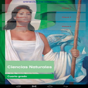 AxCS Bloque 1 4to Ciencias Naturales for PC-Windows 7,8,10 and Mac