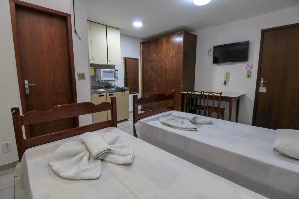 Kitnet com quarto para Alugar, 24 m²