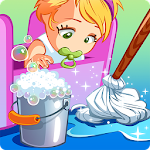 Doll House Cleaning Game – Princess Room Icon