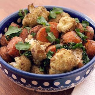 Roasted Cauliflower Carrots Recipes