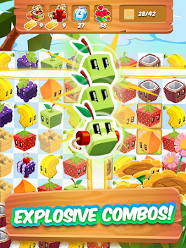Juice Cubes APK screenshot thumbnail 16