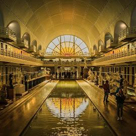 La Piscine by Olivier Gaudin - Buildings & Architecture Public & Historical ( #museum #artdeco )