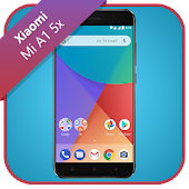 Theme for Xiaomi Mi A1 5x