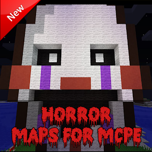 Horror maps for minecraft pe For PC