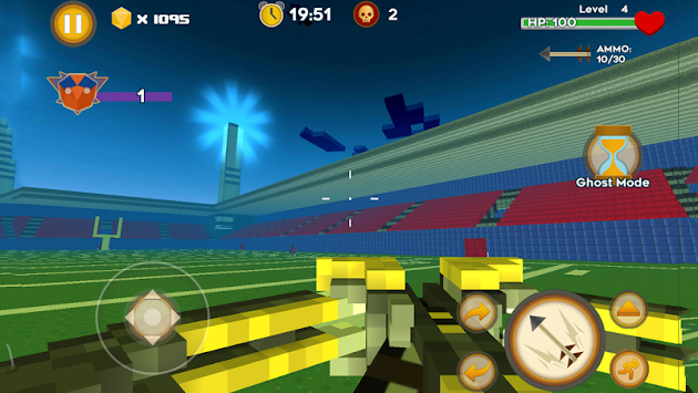 The Survival Hungry Games 2 apk screenshot