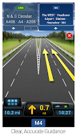 Screenshot of CoPilot GPS - Navigation App