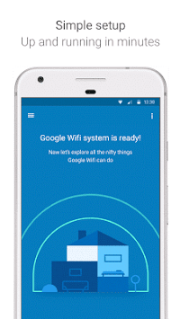 Google Wifi APK screenshot thumbnail 1