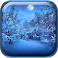 APK App Winter Night Live Wallpaper for BB, BlackBerry
