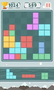 Puzzle Block Mania APK for Bluestacks
