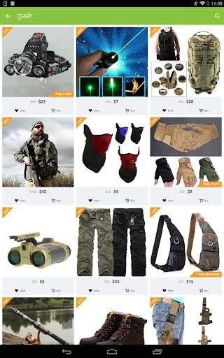 Geek - Smarter Shopping screenshot 8