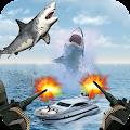 Shark Shooting World Simulator