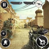 Frontline Fury Grand Shooter V2- Free FPS Game