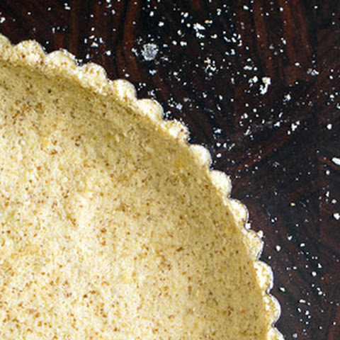 Almond Coconut Tart Crust