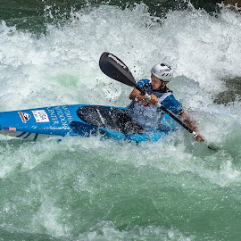 Nice by Mike Watts - Sports & Fitness Watersports ( canoe, kayak, whitewater )