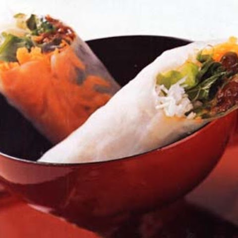 Vegetable Summer Rolls