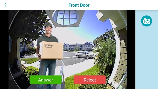 GoControl MyDoorbell - screenshot
