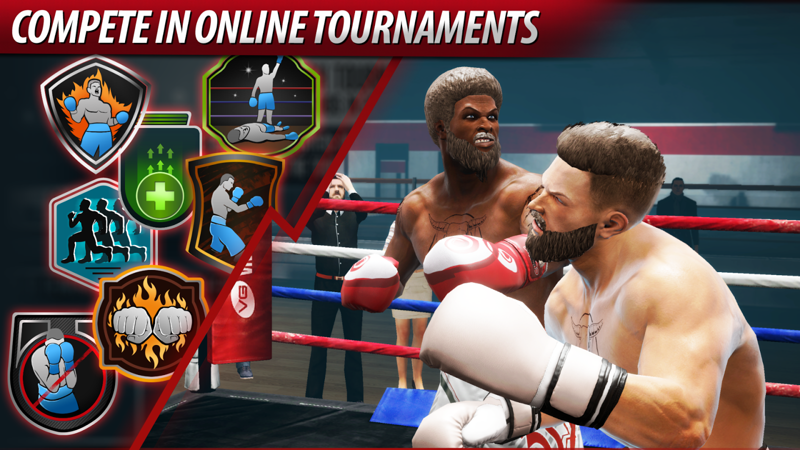 Real Boxing 2 ROCKY Screenshot 10