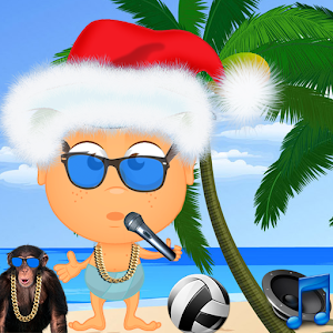 Free Download Talking Baby Boy and Monkey APK for Samsung