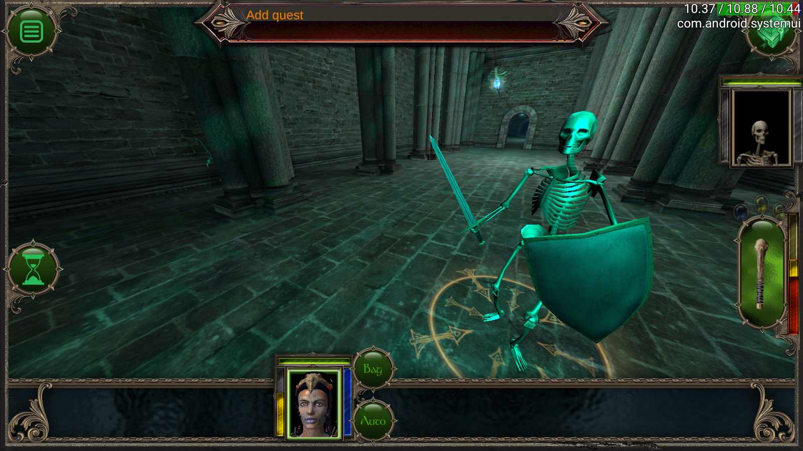 Axe and Fate HD 3D RPG Screenshot 1