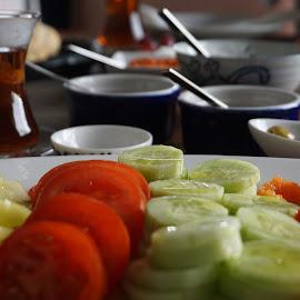 by Branimir Ficko - Food & Drink Plated Food
