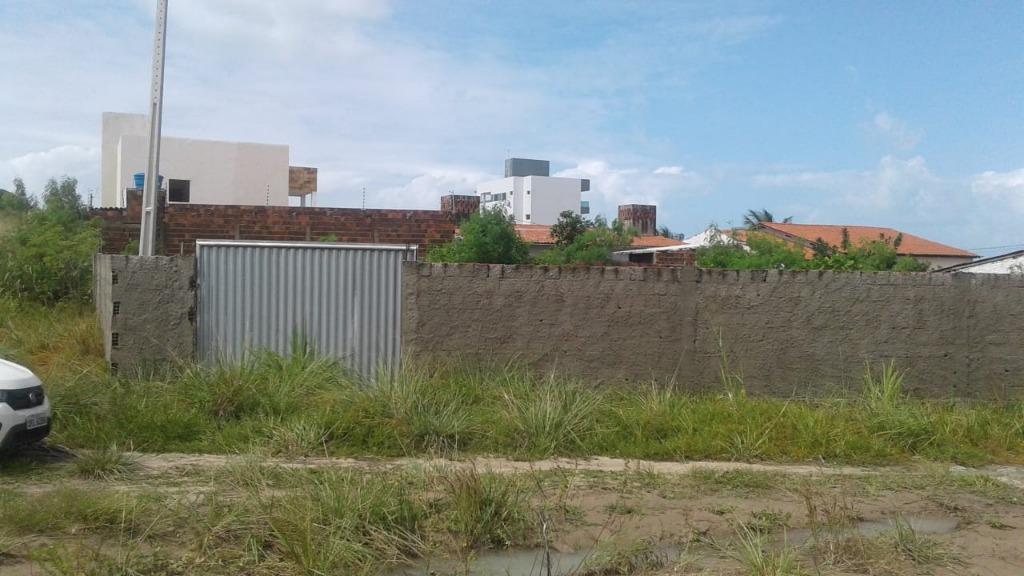 Vendo lote, plano, lado da Praia de Carapibus, murado