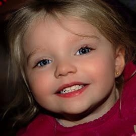 Silly Smile by Cheryl Korotky - Babies & Children Child Portraits