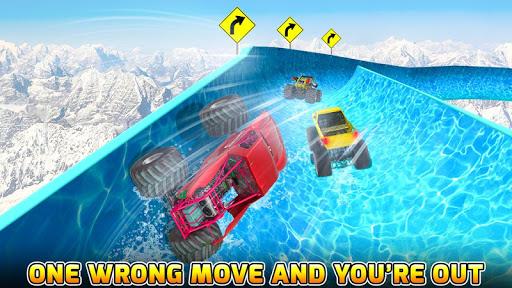 Water Slide Monster Truck Race For PC