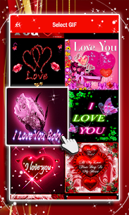 Free GIF I Love You APK for Windows 8