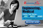 Engineering & Medical Online Test Series – JEE, NEET, AIIMS
