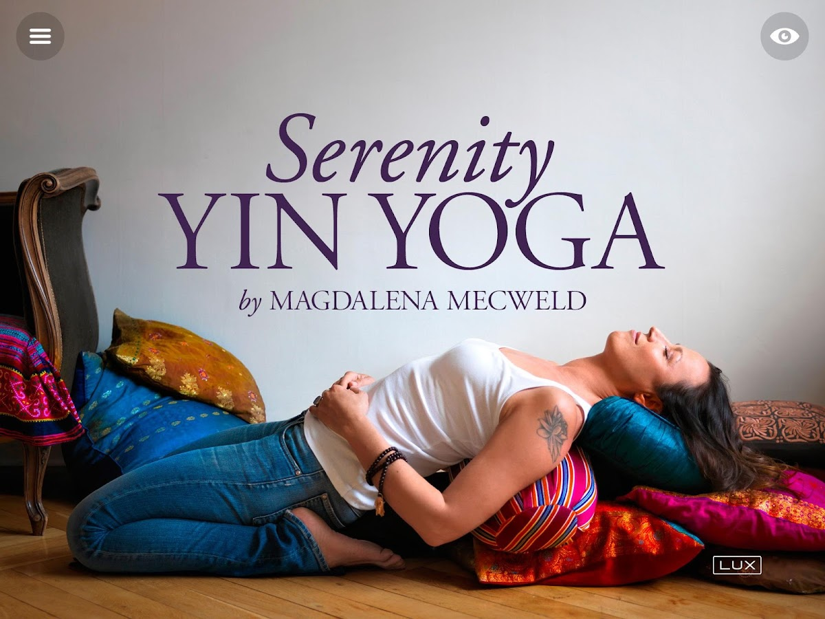 Yin yoga Screenshot 5