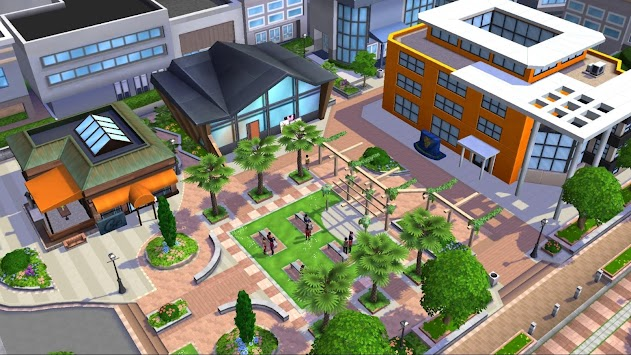 The Sims™ Mobile APK screenshot thumbnail 12