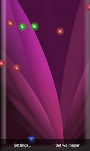 Z4 Abstract Live Wallpaper - screenshot