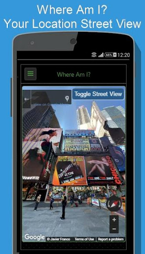 Regency GPS Speed & Compass++ - screenshot