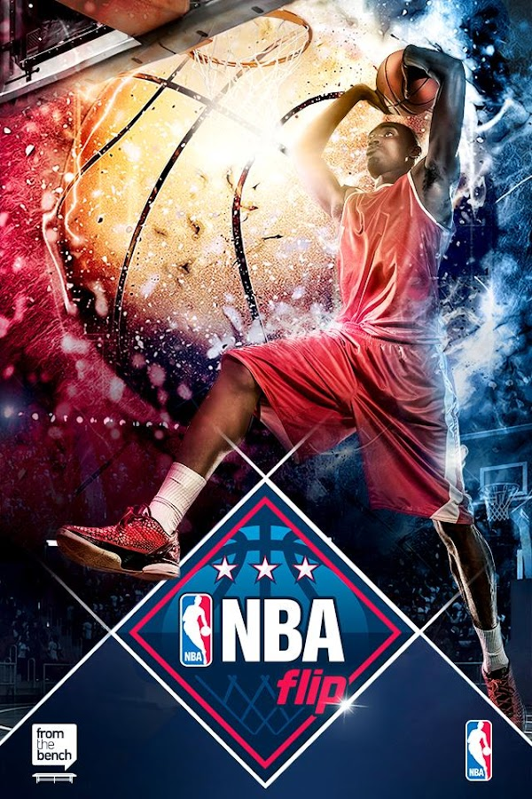 NBA Flip - Official game Screenshot