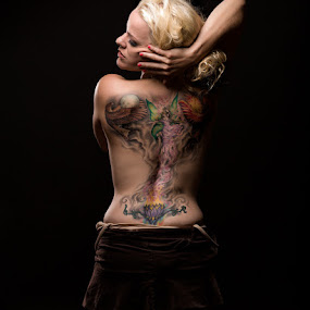 by Torey Searcy - People Body Art/Tattoos